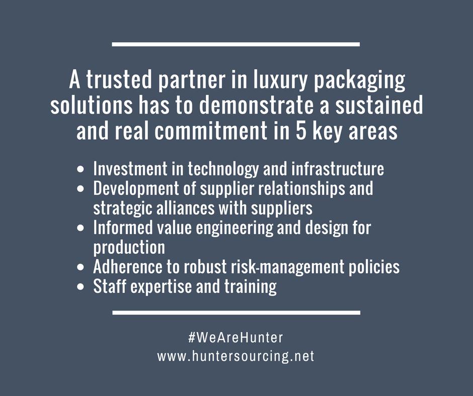 Value Engineering in Luxury Packaging
