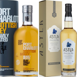 Whisky packaging trends 2018