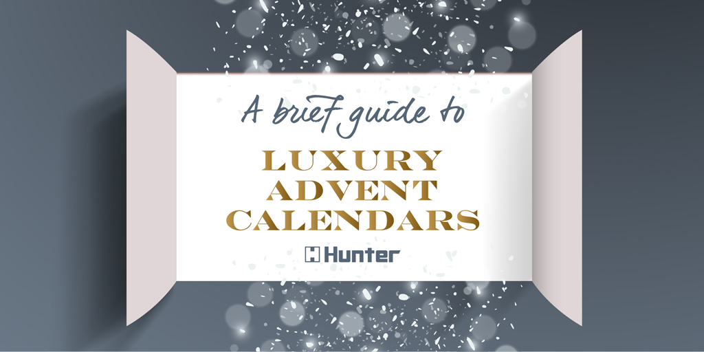 The appeal of luxury advent calendars