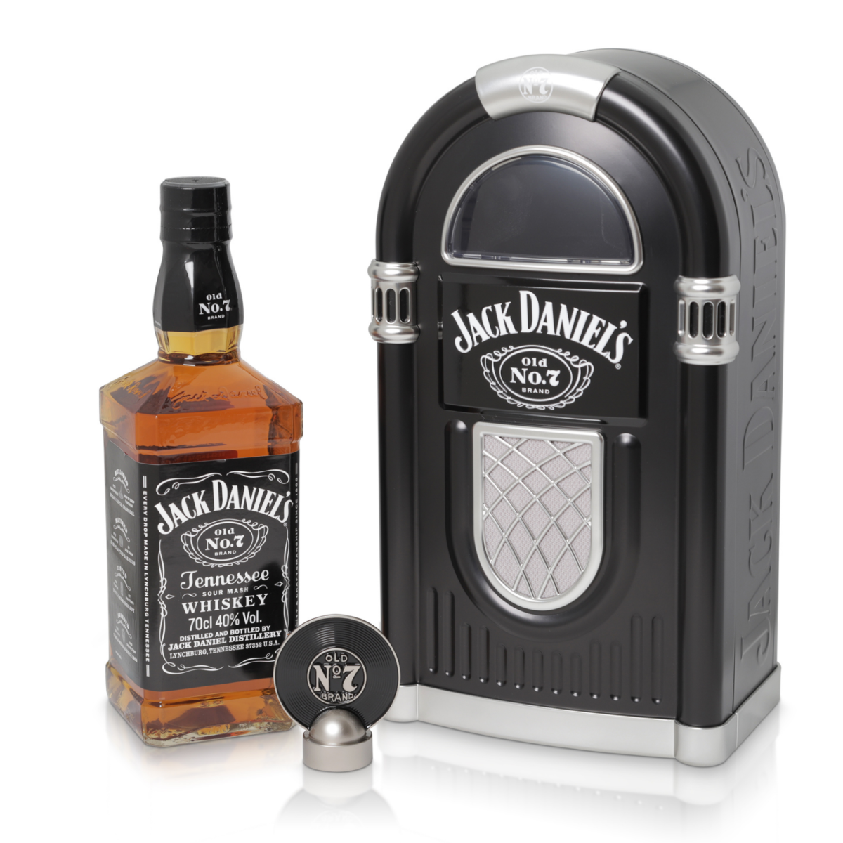 Hunter Luxury - Jack Daniels Juke Box