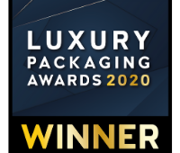 Hunter Luxury Luxury Packaging Awards winner logo